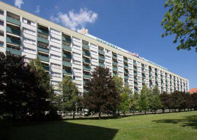 Wohnungen am Johannisplatz