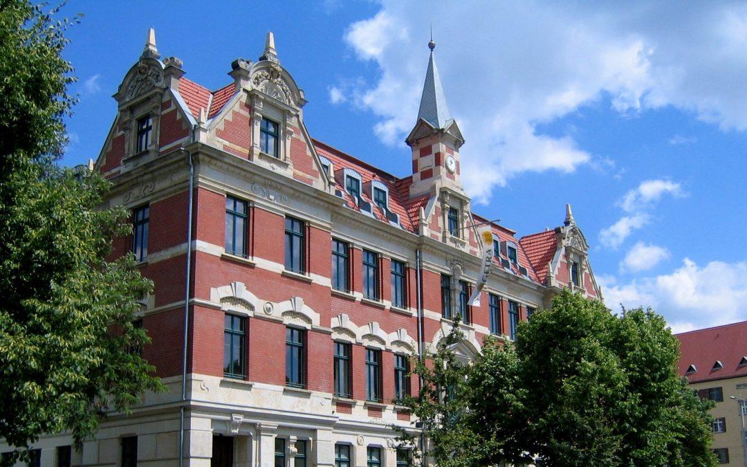 Rathaus Eutritzscher Markt