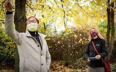 Grünanlagen-Check für Herbst & Winter