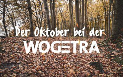 Oktober 2020: Neuigkeiten von der WOGETRA