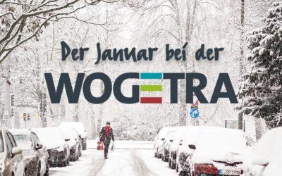 Januar 2021: Neuigkeiten von der WOGETRA