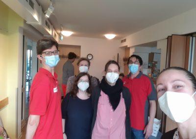 Team Impfaktion WOGETRA