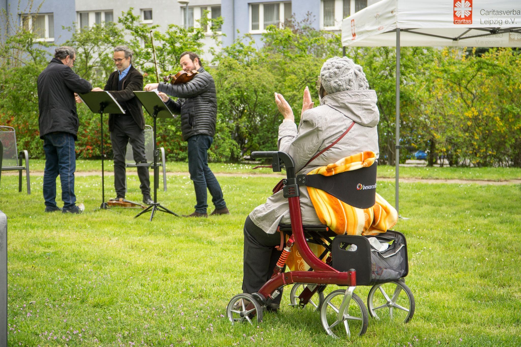 Hofkonzert Gewandhaus Orchester Marienbrunnen
