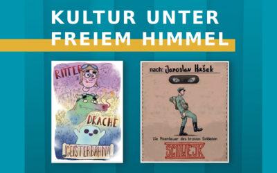 KULTUR UNTER FREIEM HIMMEL – Theater am 29-08- abgesagt